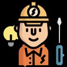 Electrician Near Me logo