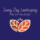 Sunny Day Landscaping logo