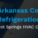 Arkansas Commercial Refrigeration Co. logo
