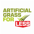 Artificial Grass for less logo