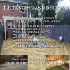 B.k fencing and decking profile image