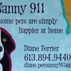 Pet Nanny 911 logo