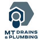 MT Drains & Plumbing logo