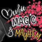 Music Magic & Mayhem logo