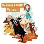 Walkies with Wilson logo