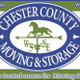Chester County Moving and Storage logo
