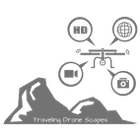 Traveling Drone Scapes logo