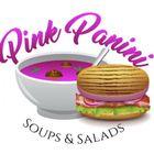 Pink Panini Soups & Salads logo