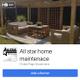 All Star Home Maintenace logo