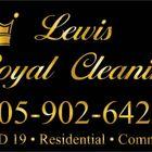 Lewis Royal Cleaning Service LLC logo
