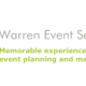 Warren Event Services logo
