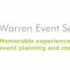 Warren Event Services profile image