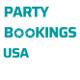 Party Bookings USA logo