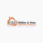 QM Dhillon & Sons Construction Ltd. logo