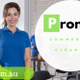 Pronto Commercial Cleaning logo