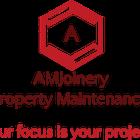 AMJoinery & Property Maintenance logo