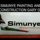 SIMUNYE PAINTING AND CONSTRUCTION CALL GARY ON logo
