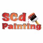 SCD Painting logo