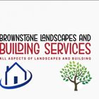 Brownstone landscapes and building services logo