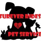 Furever Rides & Pet Services logo