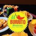 44 Burrito logo
