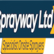 Sprayway upvc logo