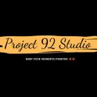 Project 92 Studio logo