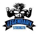 Legendary Strength Gym logo