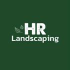 HR Landscaping logo