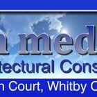 Vizion Media Inc. Architectural Consulting logo