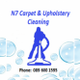N7 Carpet and Upholstery Cleaning logo