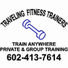 Traveling Fitness Trainers profile image