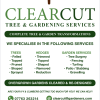 CLEARCUT TREE AND LANDSCAPING  SERVICES profile image
