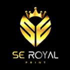 SE ROYAL PRINT logo