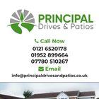 PRINCIPAL DRIVES&PATIOS logo