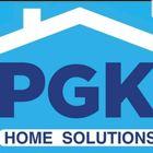Pgk home solution ltd logo