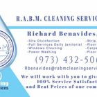 RABM Cleaning Services logo