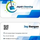 Jaysh cleaning logo