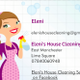 Eleni's House Cleaning Service logo
