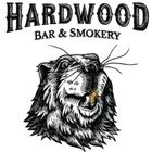 Hardwood Bar and Smokery logo