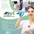 KN Cleaning Service logo