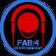 Fab:4 Entertainment logo
