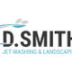 D Smith Jetwashing & Landscaping logo