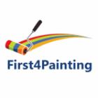First4Painting and Decorating logo