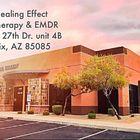 The Healing Effect LLC logo