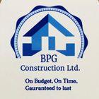 BPG Construction ltd. logo
