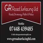 GR ROAD SURFACING LTD logo