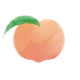 Peach Wedding Films logo