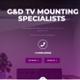 G&D Tv Mounting Specialists Ltd logo