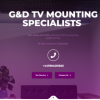 G&D Tv Mounting Specialists Ltd profile image